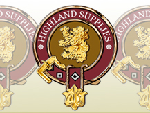 Highland Supplies logo